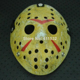 Masca hockey Jason Voorhees Freddy Krueger Halloween costum party cosplay +CADOU, Marime universala, Din imagine