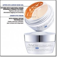 Clinical Eye lift Anew Avon - Crema conturul ochilor