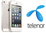 Decodez retea  / unlock / neverlock / decodare oficiala / deblocare  iphone 3gs / 4 / 4s si 5  5c 5s blocat pe Telenor Norvegia all imei