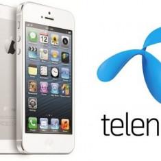 Decodez retea  / unlock / neverlock / decodare oficiala / deblocare  iphone 3gs / 4 / 4s si 5  5c 5s blocat pe Telenor Norvegia all imei