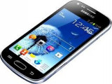 Vand telefon samsung galaxy trend lite, 4GB, Negru, Orange