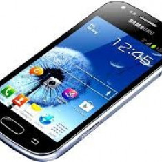 Vand telefon samsung galaxy trend lite - Telefon mobil Samsung Galaxy Trend Lite, Negru, Orange