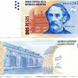 ARGENTINA 2 pesos 2010 - UNC