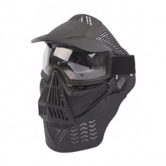 Masca Halo paintball airsoft halloween Full Face Visor rezistenta NOU +CADOU! - Echipament paintball