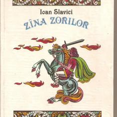 (C5051) ZANA (ZINA) ZORILOR DE IOAN SLAVICI, EDITURA STIINTA, CHISINAU, 1993 - Carte de povesti