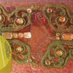 Ornamente - Globuri cu design special 4 buc/set ( model#8) - Globuri brad