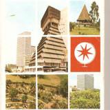 (C5078) COASTA DE FILDES DE IOAN IVANICI, RIVIERA AFRICANA, EDITURA SPORT-TURISM, 1981 (2) - Carte de calatorie