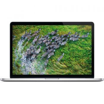 "Laptop Apple MacBook Pro 15"" cu procesor Intel® CoreTM i7 2.40GHz, Retina Display, 8GB, SSD 256GB, GeForce GT 650M 1GB foto"