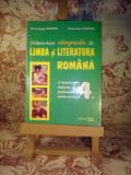 Viorel George Dumitru - Prima mea olimpiada la limba si literatura romana clasa a IV a