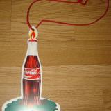 Decoratie de Iarna , Coca Cola