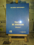Dan Anghel Constantinescu - Tratat de asigurari vol. I