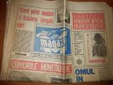 Ziarul magazin 12 iulie 1969-fotografie panoramica a orasului deva