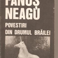 (C5040) POVESTIRI DIN DRUMUL BRAILEI DE FANUS NEAGU - Nuvela