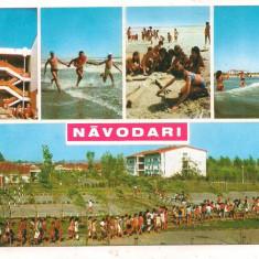 #carte postala(ilustrata)-NAVODARI-colaj