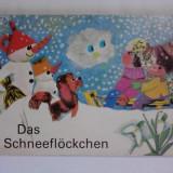 Das Schneeflockhen - Werner Lindemann (in limba germana) / C42G - Carte de povesti