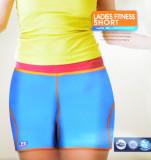 Pantaloni fitness din neopren