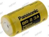 Baterie 2/3A, 2/3R23, litiu, 3V, 1200mAh, Panasonic - 050423