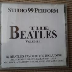 Studio 99 Perform The Beatles music vol 1 cd beat rock pop - Muzica Rock