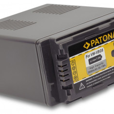 A PATONA | Acumulator p Panasonic VW VBG6 VBG070 VBG130 VWVBG6 VWVBG070 VWVBG130 - Baterie Aparat foto