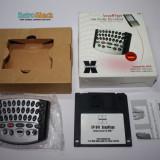 Mini Tastatura / Keyboard (layout Germana/Deutsch) SnapNType XP 941 pentru iPAQ H3600 H3630 H3635 H3650 H3670 PDA Pocket PC aproape noua