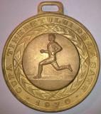 Medalie - Cupa tineretului de la sate - 1970 - U.T.C. Comitetul judetean - Locul III