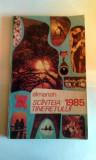 Almanah Scînteia tineretului 1985