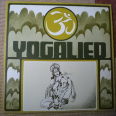 Yogalied muzica ambientala relaxare yoga music india sitar disc vinyl lp vol 2, VINIL