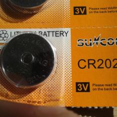 Baterie CR2025 3V Litiu