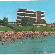 #carte postala(ilustrata)-MANGALIA -Hotel Mangalia