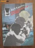 CROAZIERA CU SNARK DE JACK LONDON,EDITURA MERIDIANE 1988,COLECTIA DELFIN