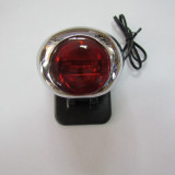 Lampa flash rosu