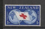 Noua Zeelanda.1959 Crucea Rosie  SN.88