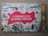 Din frumusetile regiunii Brasov 1944 1964 ilustrata foto turism hobby ghid, Alta editura