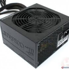 Sursa PC Corsair CX400W reali 3oA pe linia de 12V protectii multiple, 400 Watt
