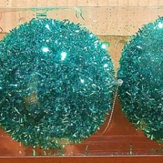 Ornamente - Globuri cu design special (Model#29) - Globuri brad