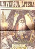 Ziarul Universul literar 1902 gravura