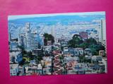 HOPCT 9011  SUA SAN FRANCISCO -STRADA LOMBARD / CEA MAI SERPUITA STRADA DIN LUME   -    [ CIRCULATA  ]