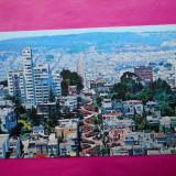 HOPCT 9011 SUA SAN FRANCISCO -STRADA LOMBARD / CEA MAI SERPUITA STRADA DIN LUME - [ CIRCULATA ], America de Nord