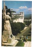 #carte postala(ilustrata)-RAMNICU VALCEA-vedere