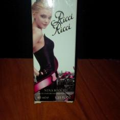 Nina Ricci Ricci Ricci 40 ml tester - Parfum femeie Nina Ricci, Apa de toaleta, 35 ml