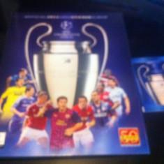 Panini Uefa Champions League 2011-2012 UCL Album Complet 100% Nou