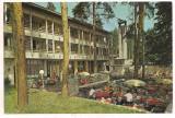 #carte postala(ilustrata)-RAMNICU VALCEA-Motel Capela