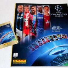 Panini Uefa Champions League 2010-2011 UCL Album Complet 100% Nou