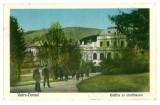 121 - Bucovina, Suceava, VATRA DORNEI, Garden - old postcard - used - 1927, Circulata, Printata