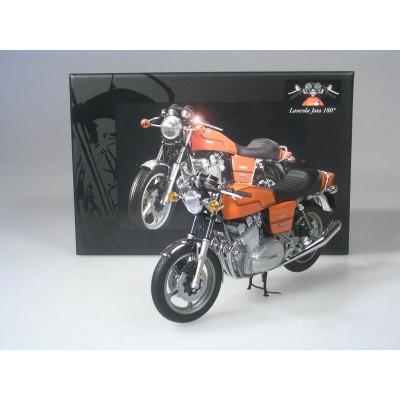 Macheta motocicleta Laverda Jota 180 - 1978 - MINICHAMPS scara 1:12 foto