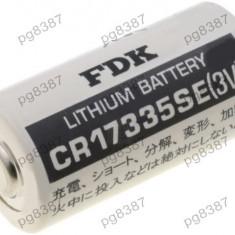 Baterie 2/3A, 2/3R23, CR17335SE, litiu, 3V, 1800mAh, Sanyo/FDK - 050432