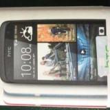 Htc Desire 500 Alb full box - Telefon mobil HTC Desire 500, Argintiu, Neblocat