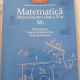 Matematica M1 manual clasa a XIa - Manual scolar, Clasa 11, Art