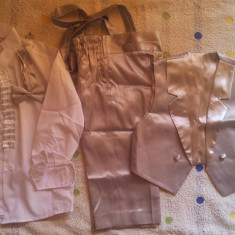 Costum copil, Culoare: Gri