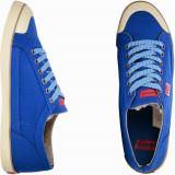 41_adidasi originali barbati Levis_textil_in cutie_albastru